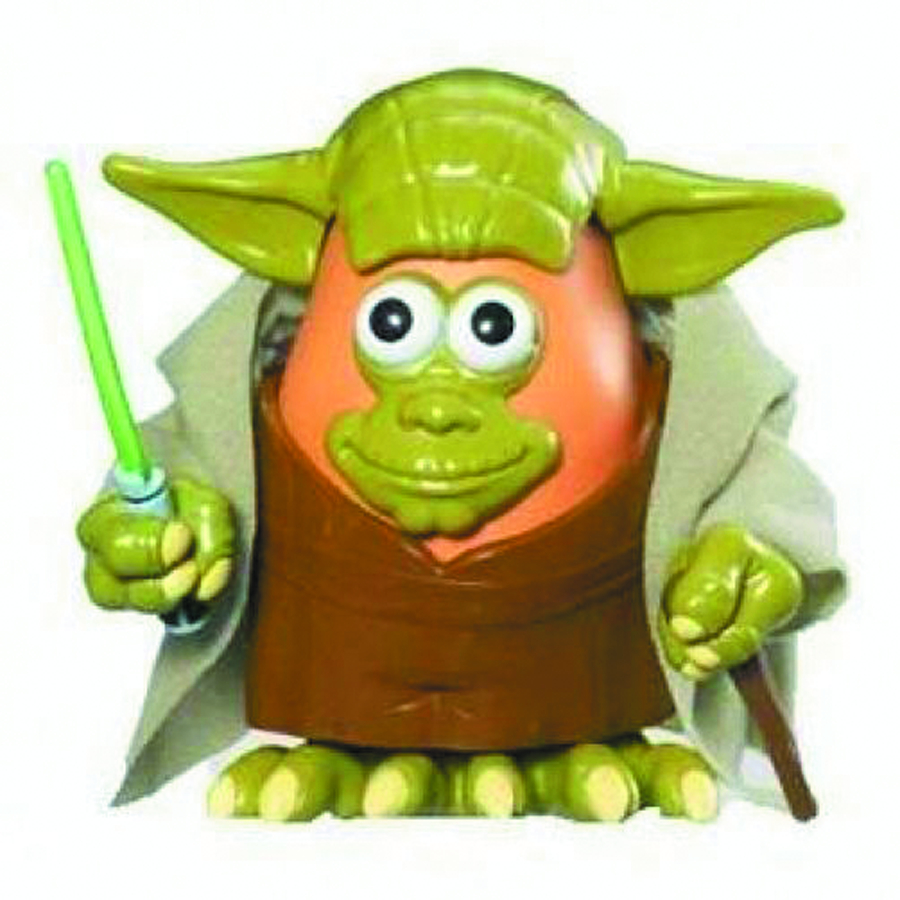 MR POTATO HEAD STAR WARS YODA