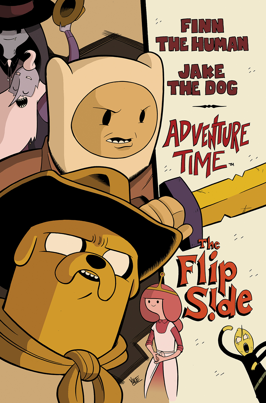 ADVENTURE TIME FLIP SIDE #5