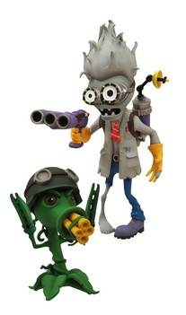 PLANTS VS ZOMBIES GW GATLING PEASHOOTER AF