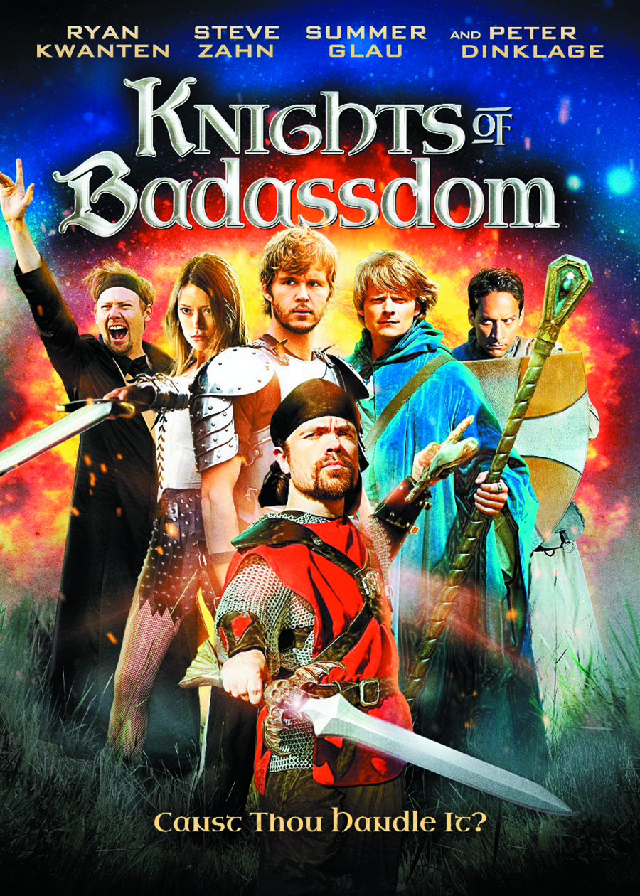 KNIGHTS OF BADASSDOM BD