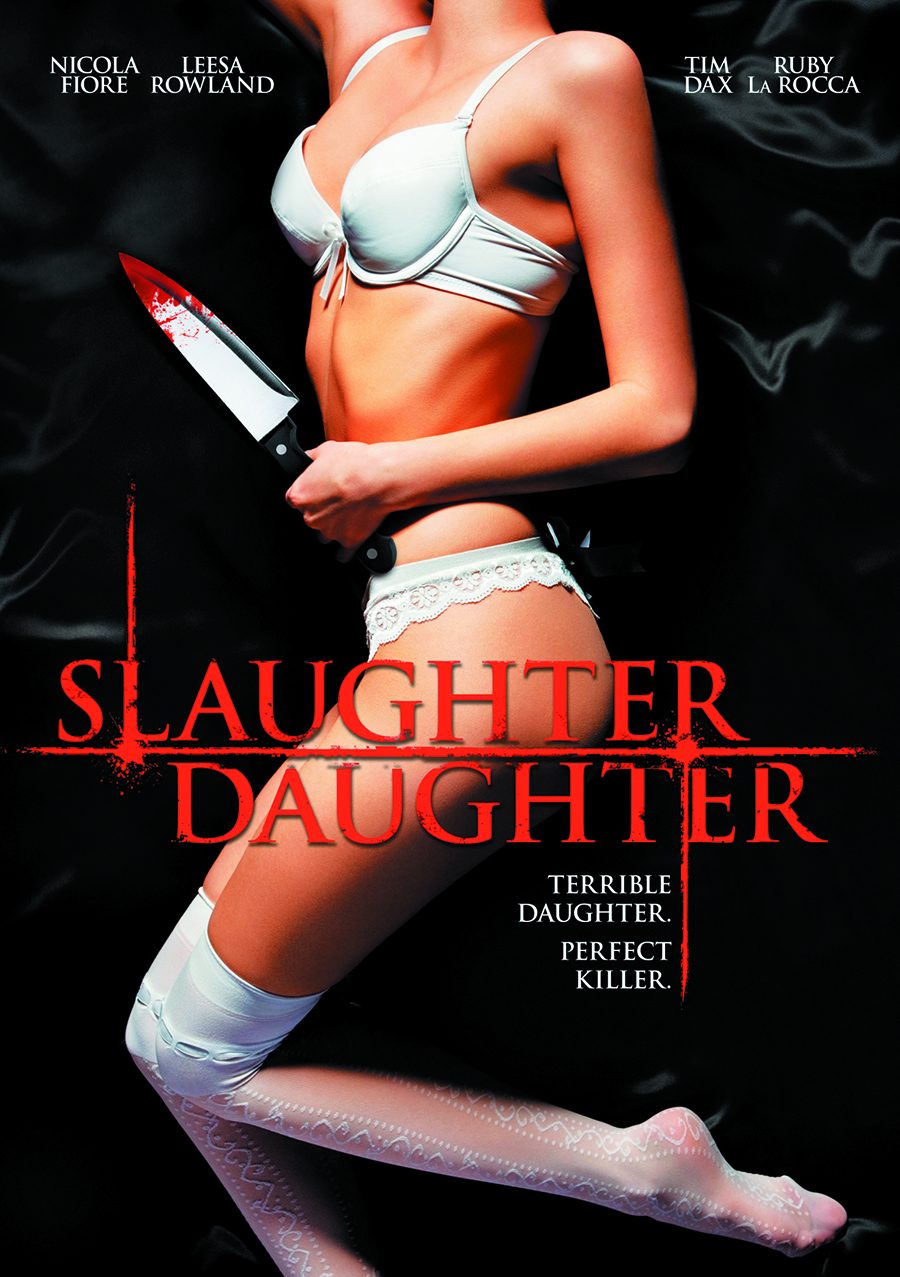 SLAUGHTER DAUGHTER DVD