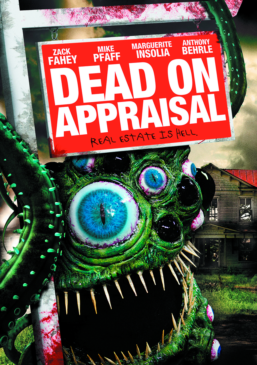 DEAD ON APPRAISAL DVD