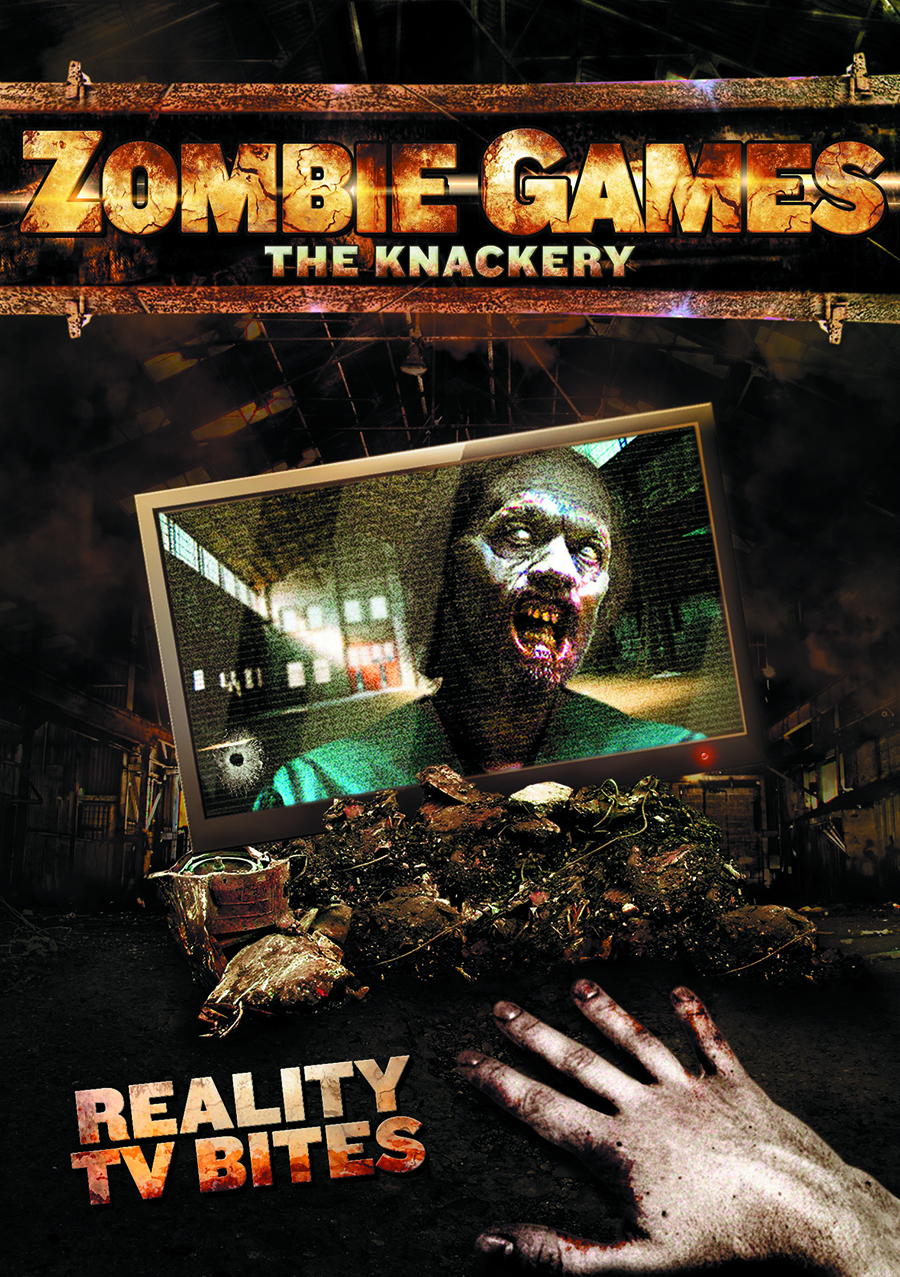 ZOMBIE GAMES THE KNACKERY DVD
