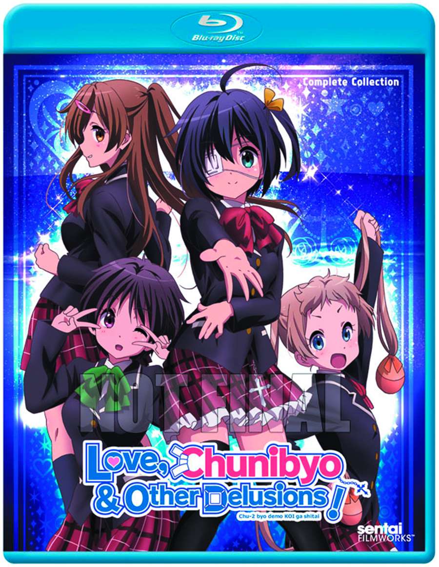 LOVE CHUNIBYO & OTHER DELUSIONS COMP COLL BD