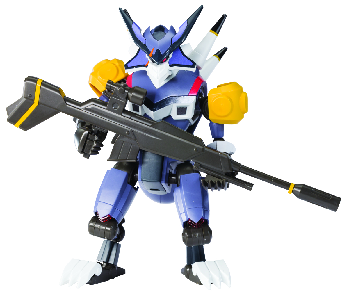 SPRUKITS LBX LEVEL 2 HUNTER MODEL KIT