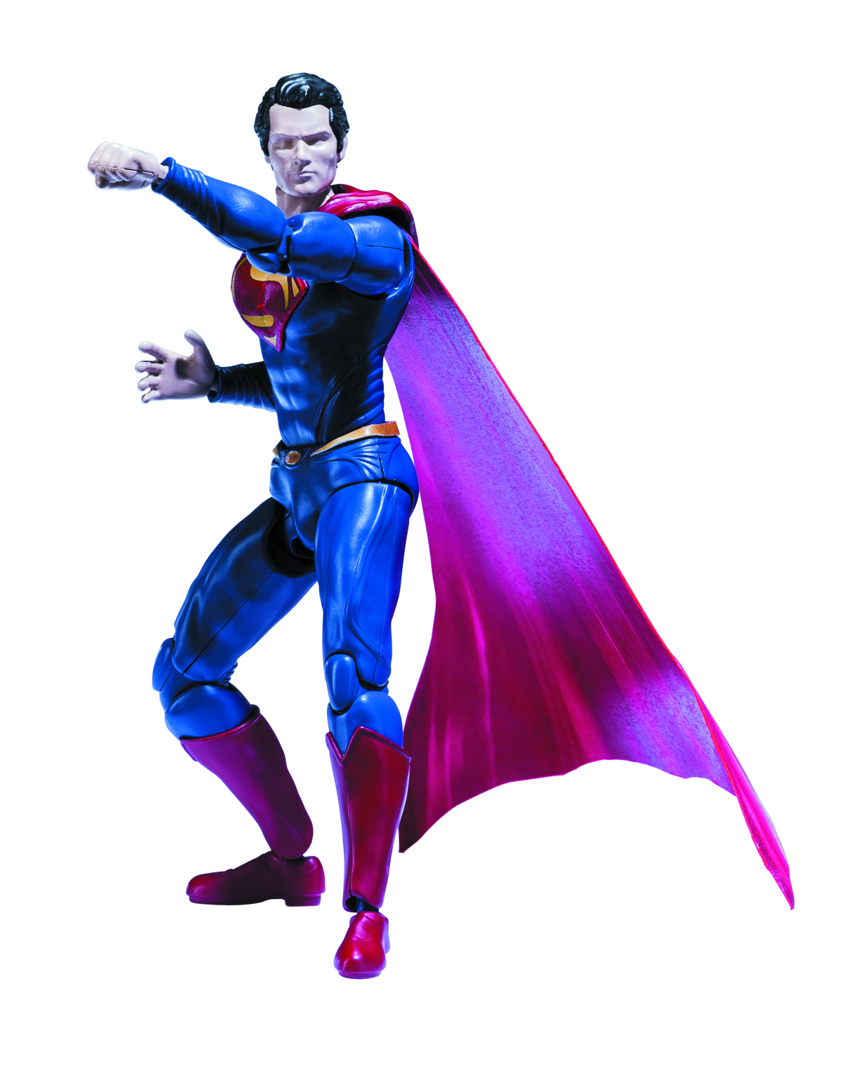 SPRUKITS DC LEVEL 2 SUPERMAN MOS MODEL KIT