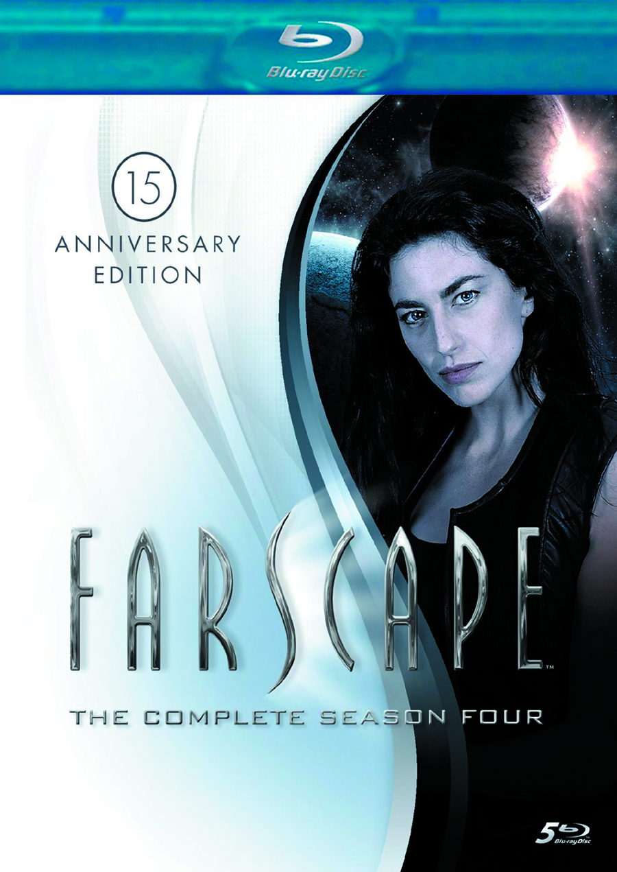 FARSCAPE DVD COMP SEA 04