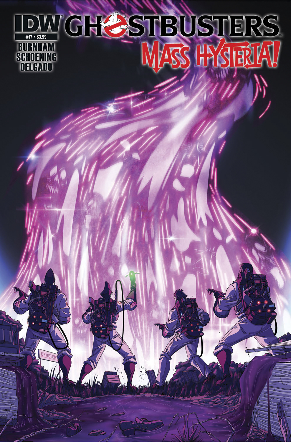 GHOSTBUSTERS #17 FREE 10 COPY INCV
