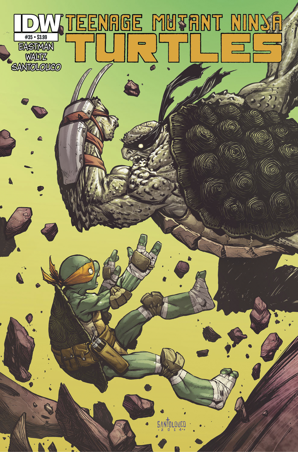 TMNT ONGOING #35