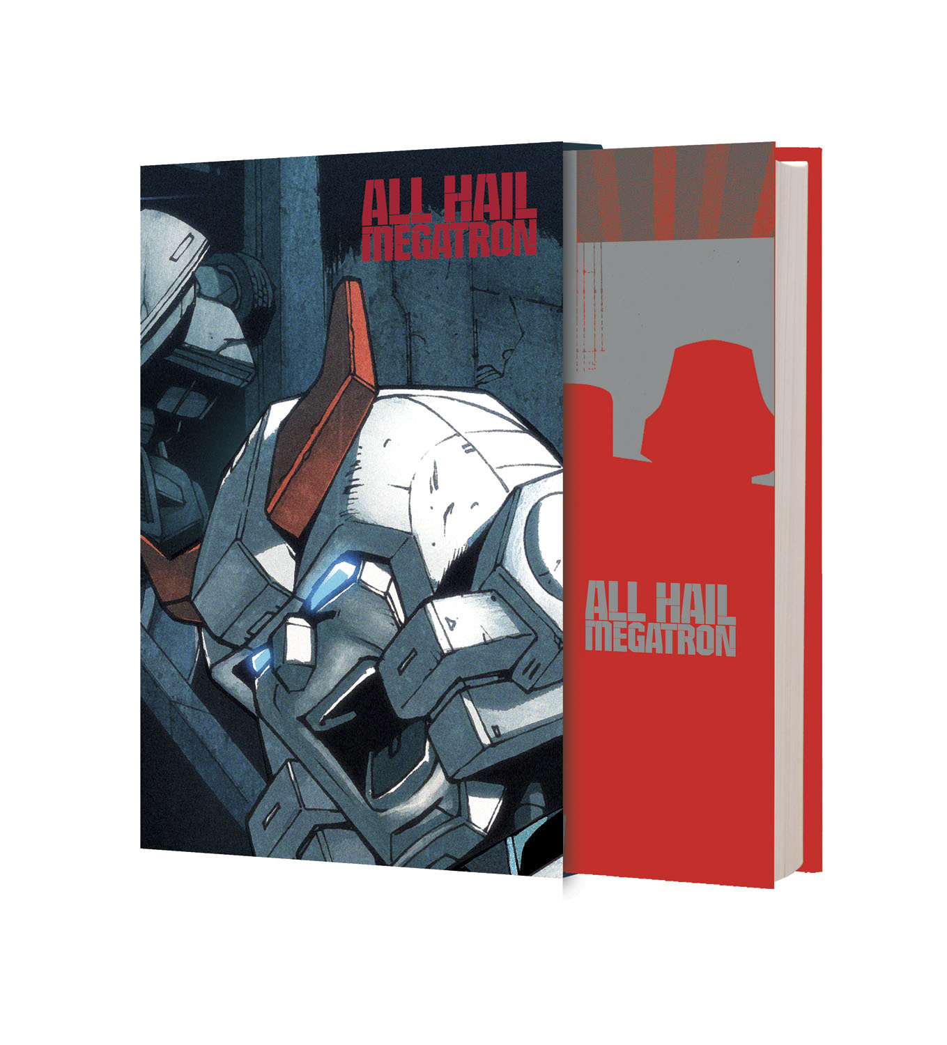 TRANSFORMERS ALL HAIL MEGATRON DLX LTD HC