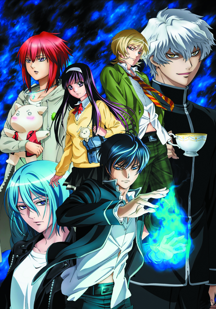CODE BREAKER COMP SER BD + DVD LTD ED