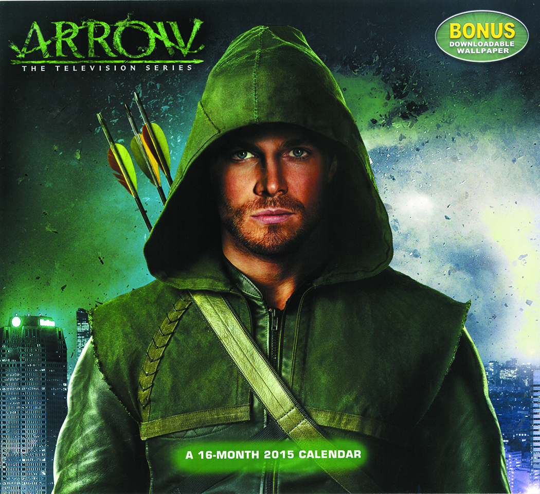 ARROW 2015 WALL CALENDAR