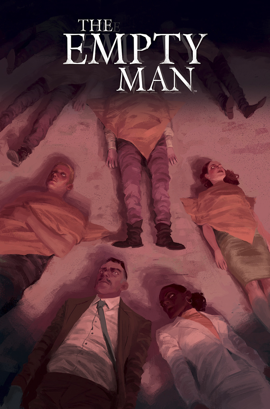 (USE MAY148124) EMPTY MAN #1