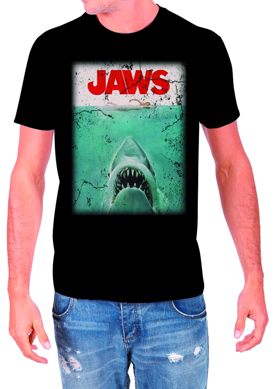JAWS POSTER T/S MED