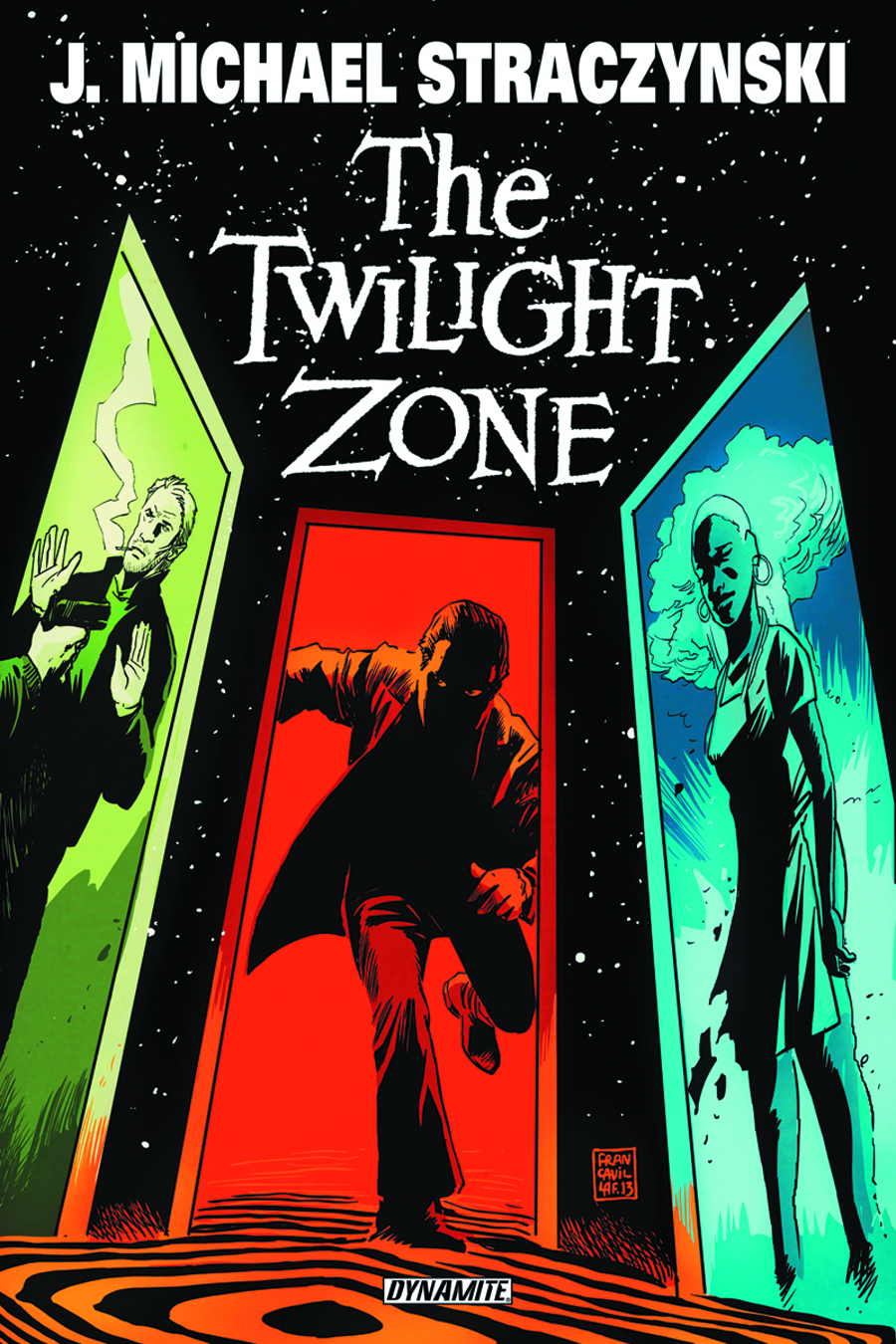 TWILIGHT ZONE TP VOL 01 WAY OUT