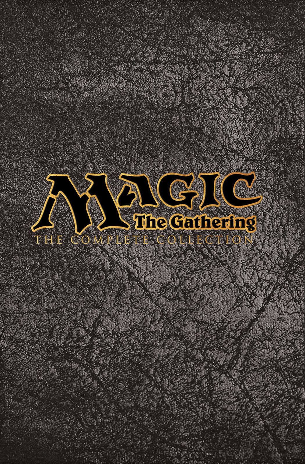 MAGIC THE GATHERING COMP COLL HC