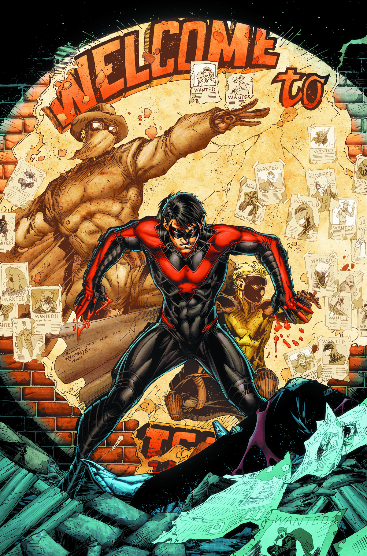 NIGHTWING TP VOL 04 SECOND CITY