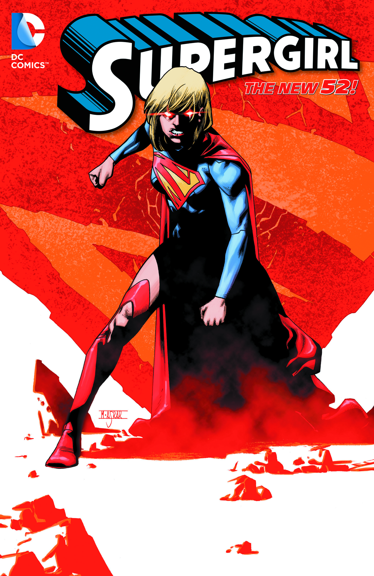 SUPERGIRL TP VOL 04 OUT OF THE PAST