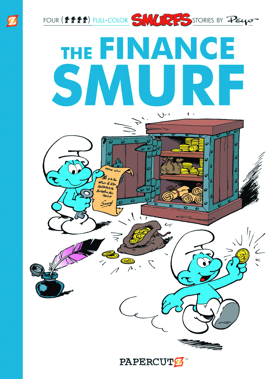 SMURFS HC VOL 18 FINANCE SMURF