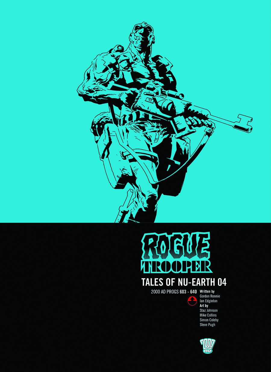 ROGUE TROOPER TALES OF NU EARTH GN VOL 04