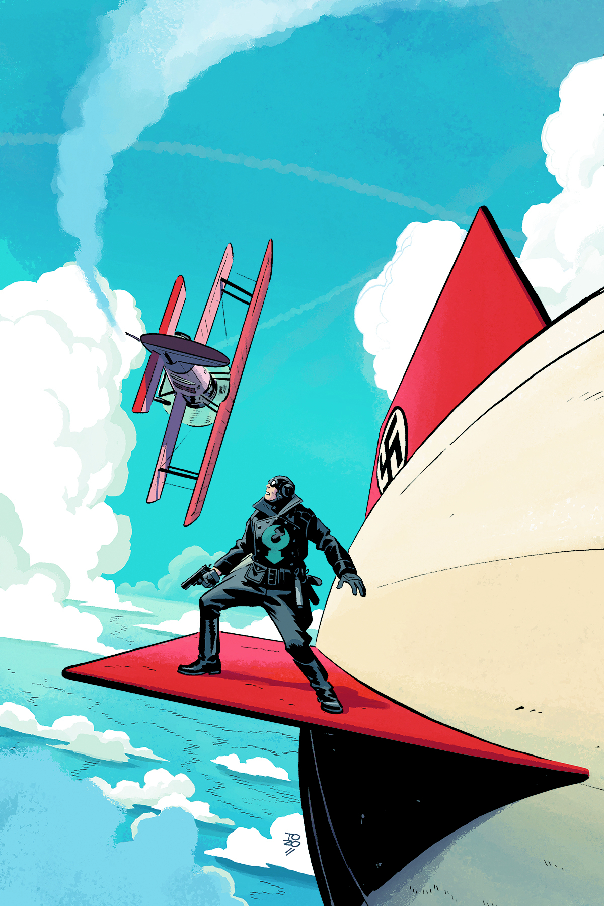LOBSTER JOHNSON GET LOBSTER #5