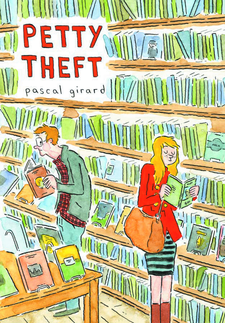 PETTY THEFT GN