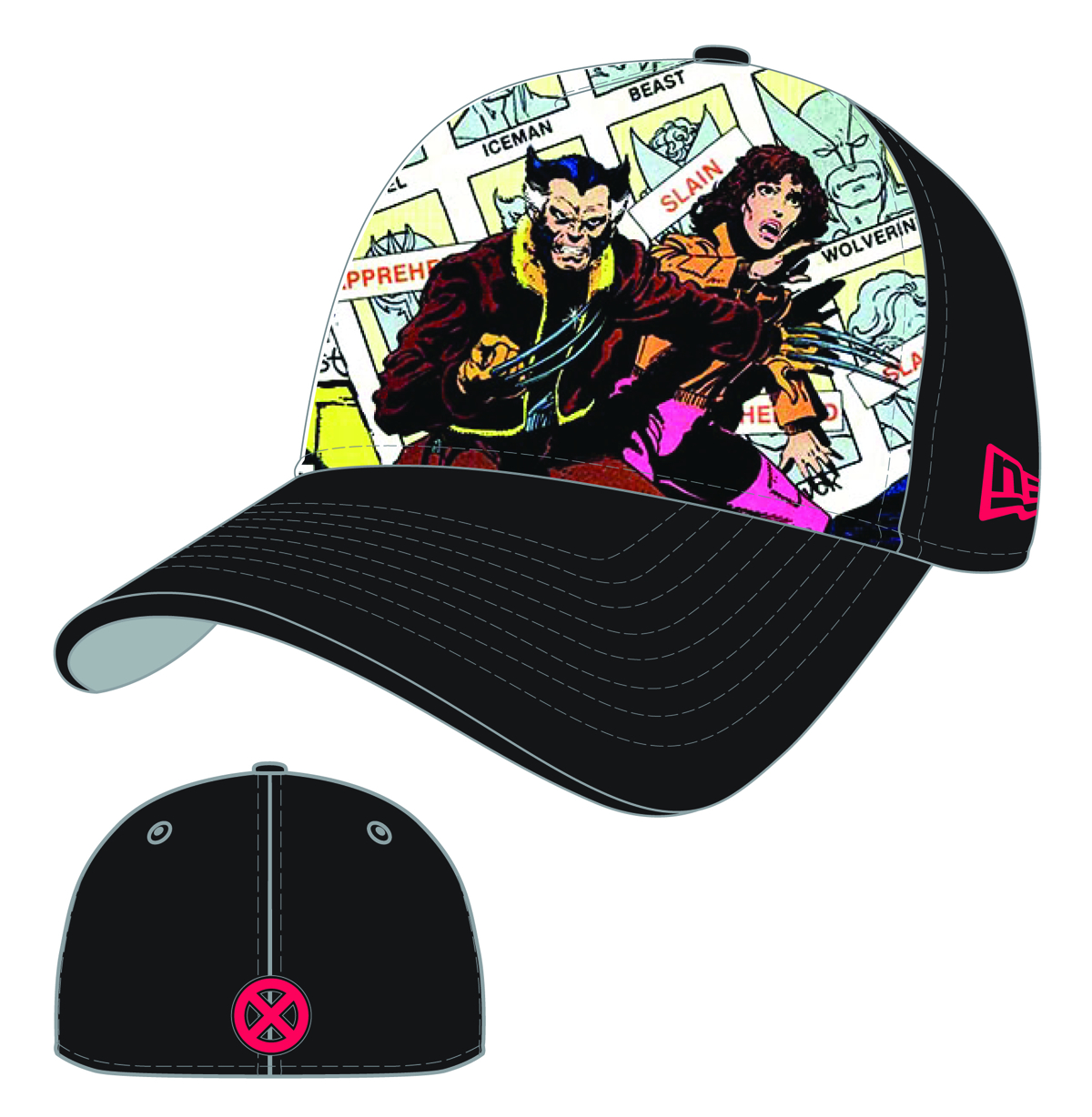 X-MEN DOFP SUB NEO FLEX FIT CAP