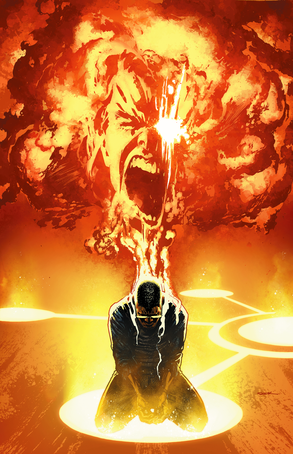 NEW 52 FUTURES END #5