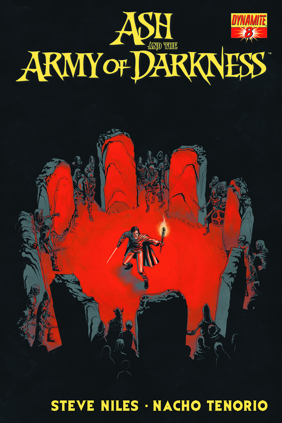 ASH & THE ARMY OF DARKNESS #8