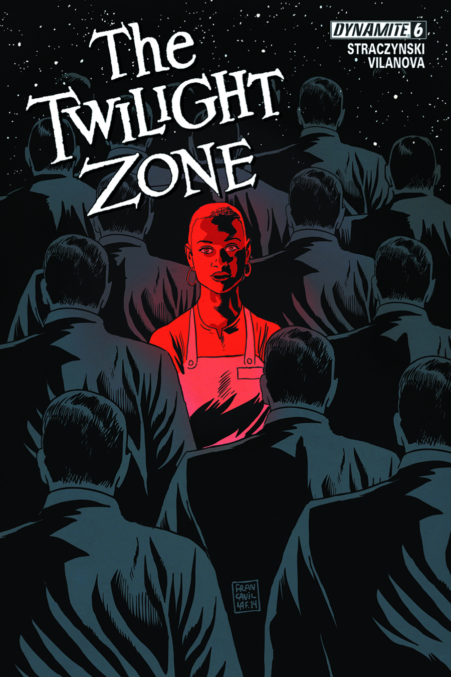 TWILIGHT ZONE #6