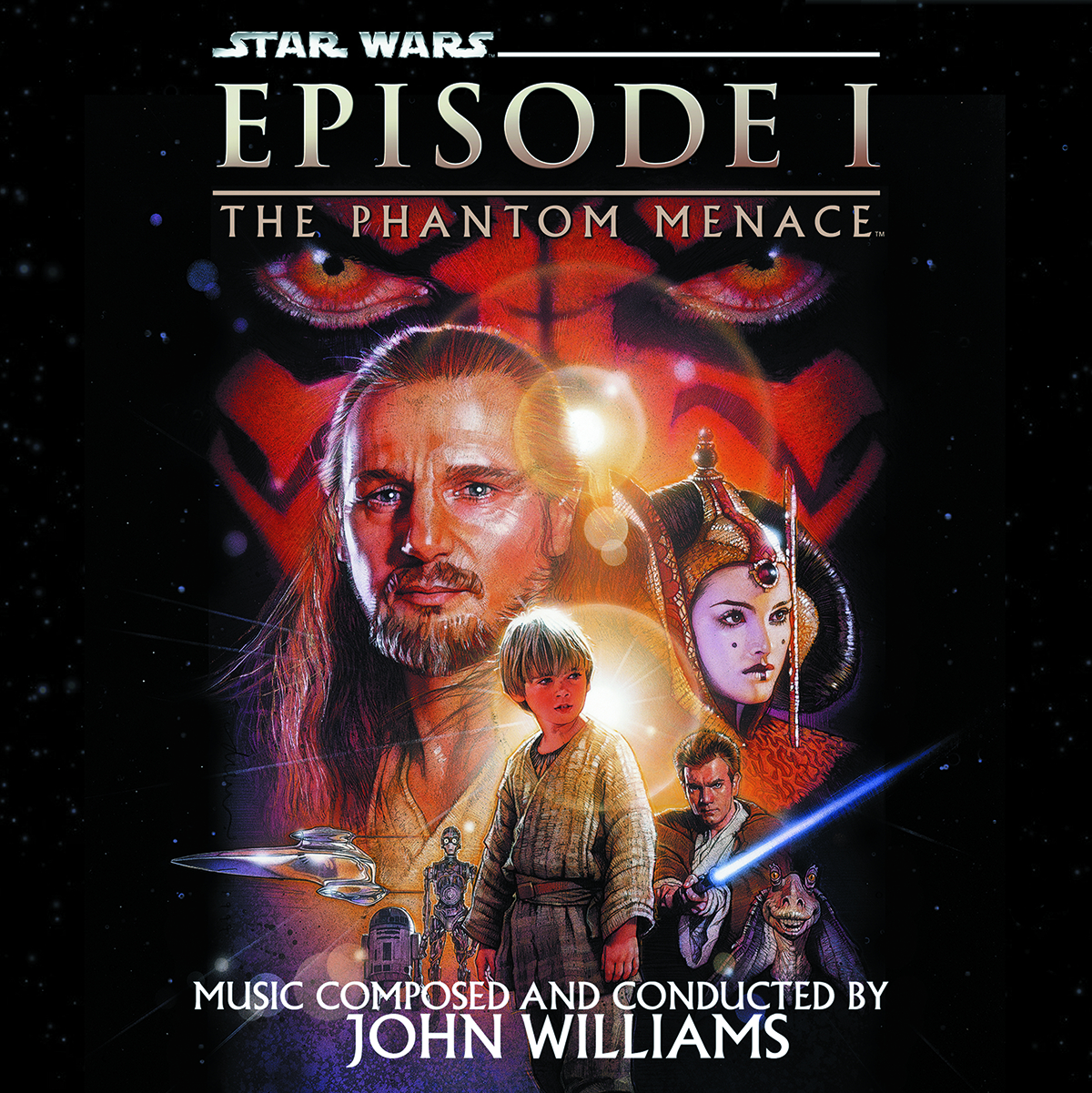 SW EP 1 THE PHANTOM MENACE OST LP