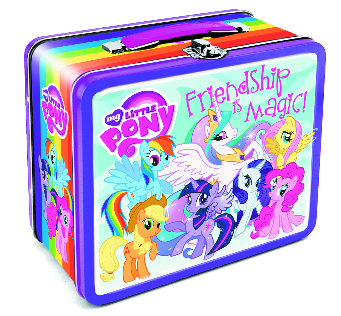 MY LITTLE PONY FRIENDSHIP LUNCHBOX