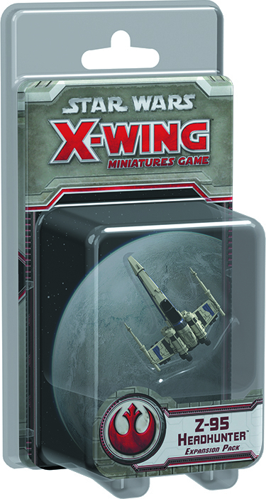 STAR WARS X-WING MINIS Z-95 HEADHUNTER EXP PACK