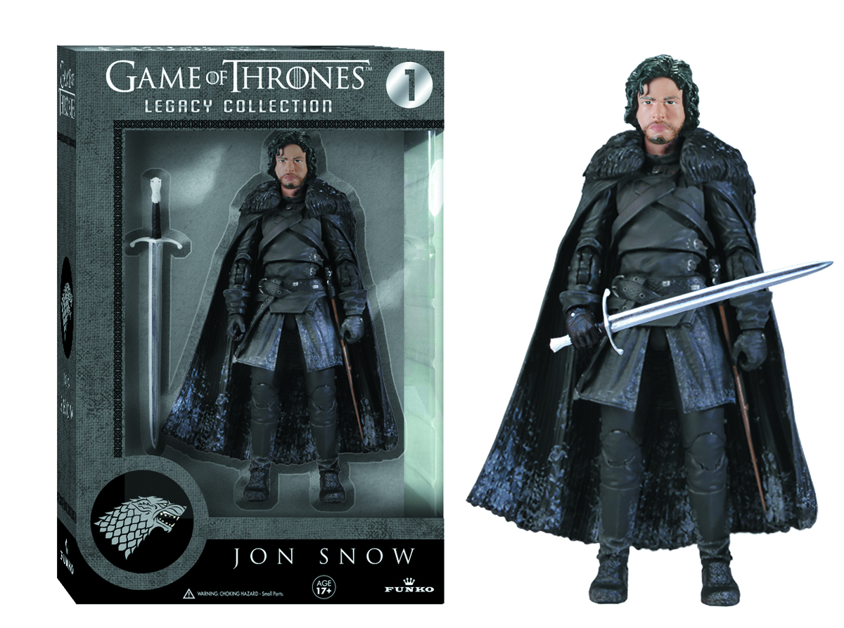 LEGACY GAME OF THRONES JON SNOW AF