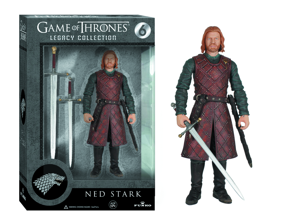LEGACY GAME OF THRONES NED STARK AF