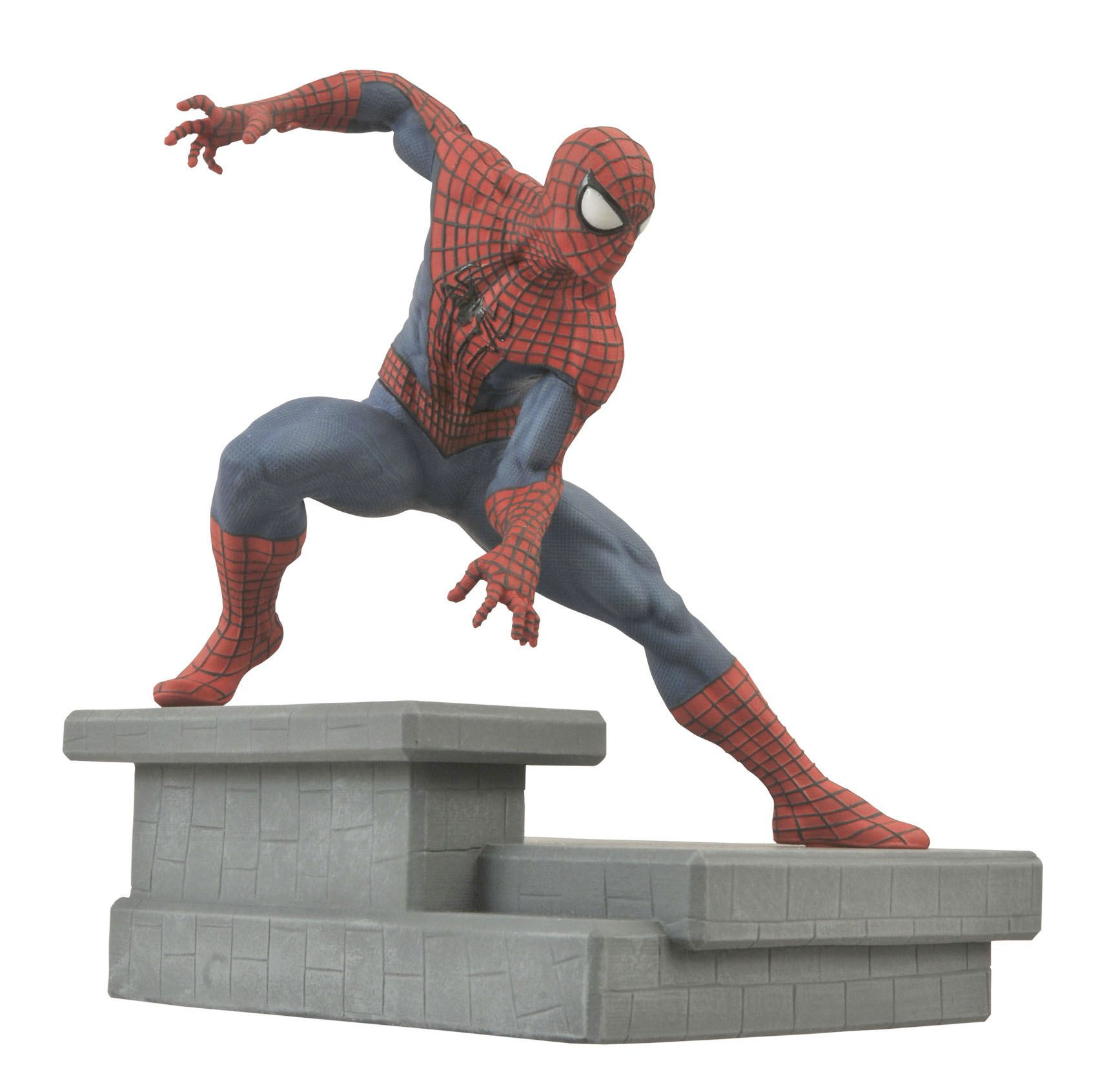 AMAZING SPIDER-MAN 2 MOVIE STATUE