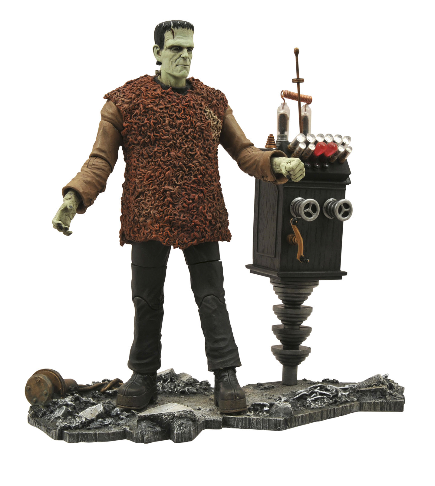 UNIVERSAL MONSTERS SELECT SON OF FRANKENSTEIN AF