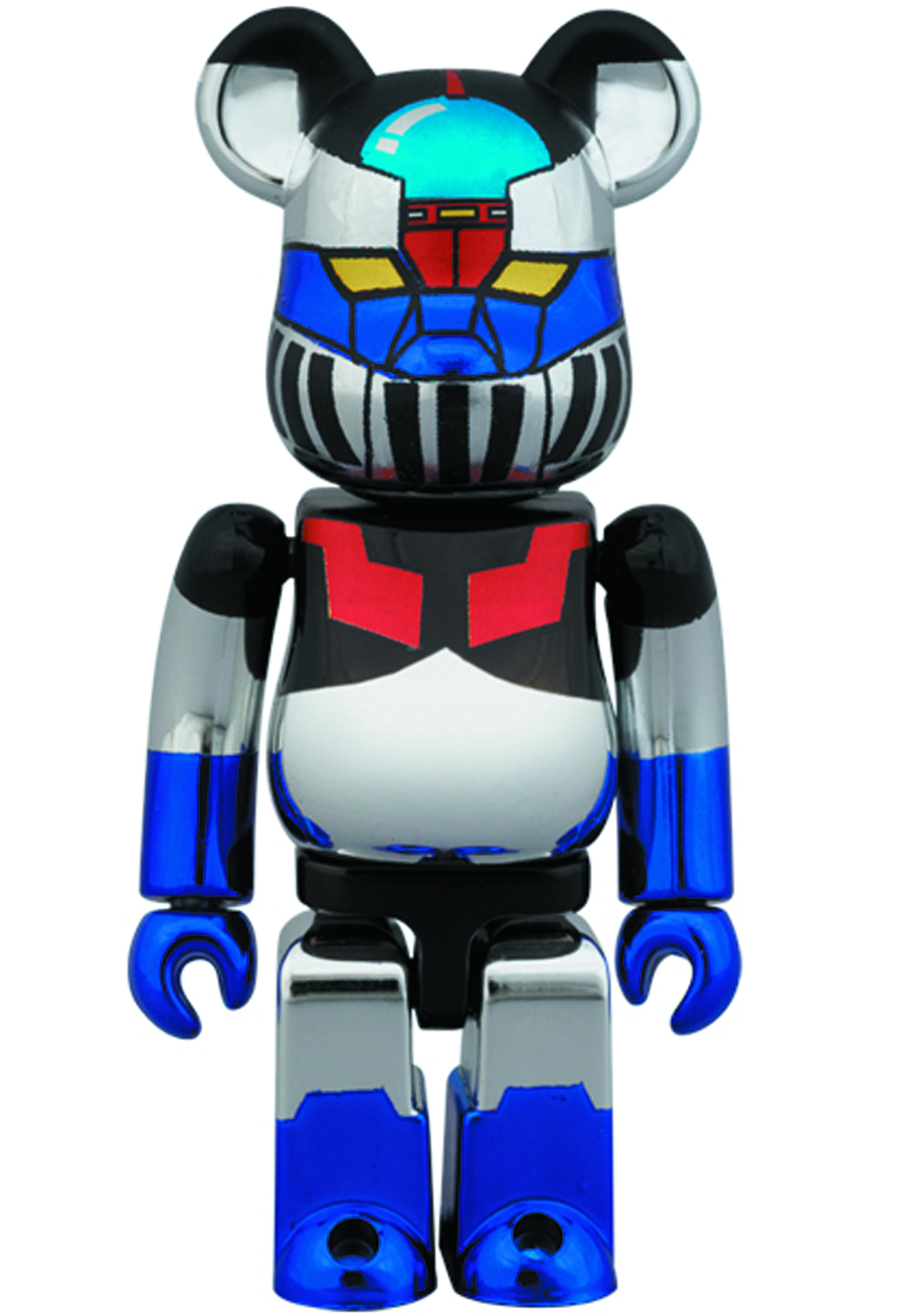 MAZINGER Z BEA PLATED VER