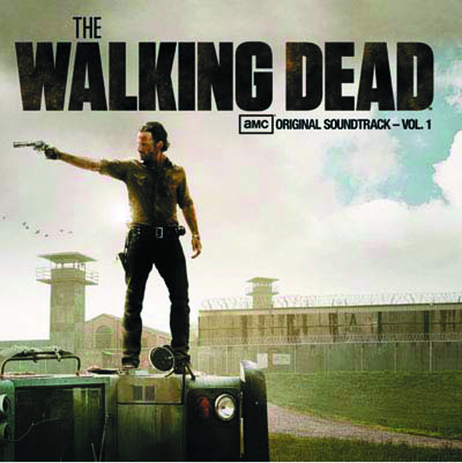 WALKING DEAD OST LP VOL 01