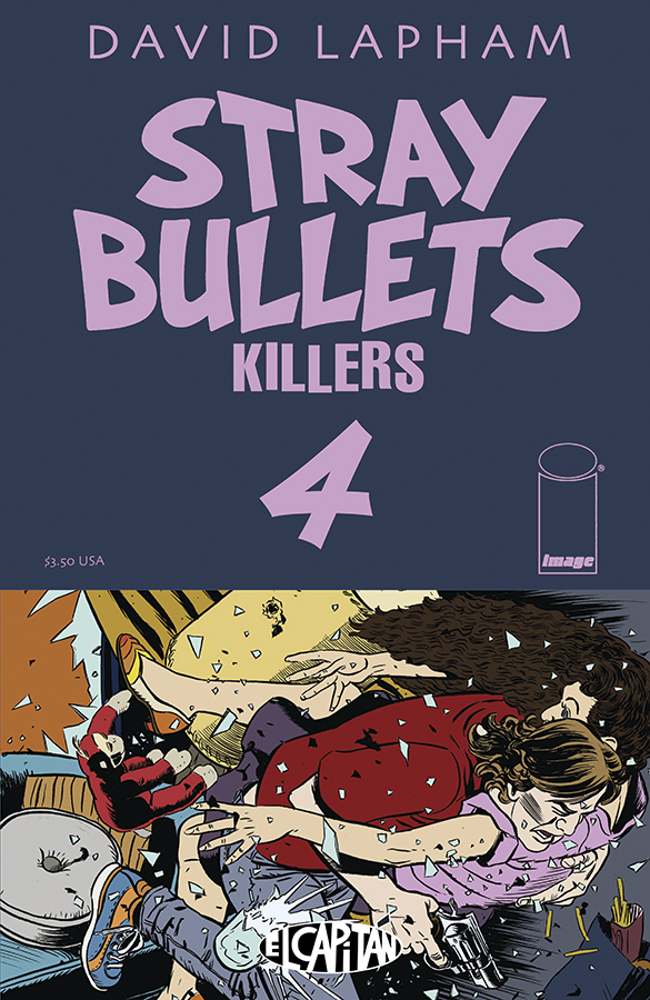 STRAY BULLETS THE KILLERS #4