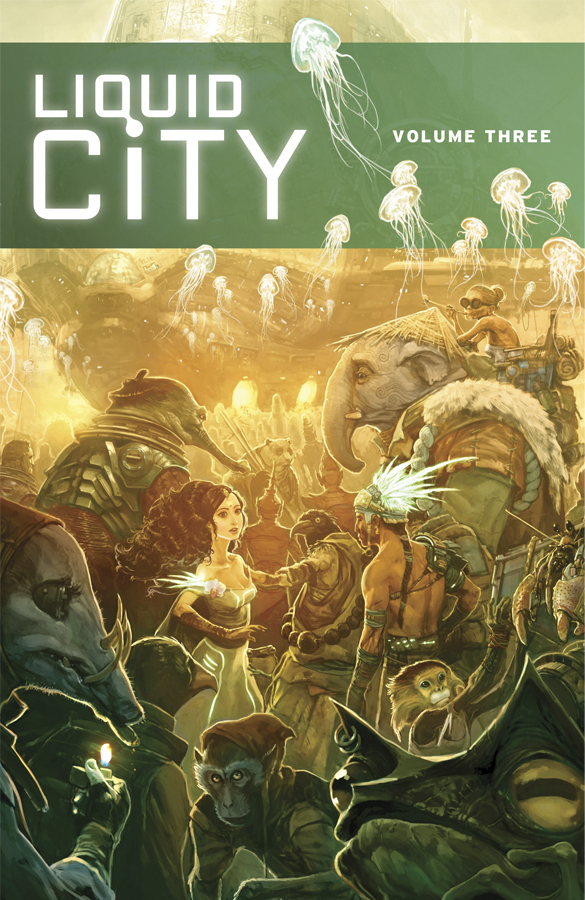LIQUID CITY GN VOL 03
