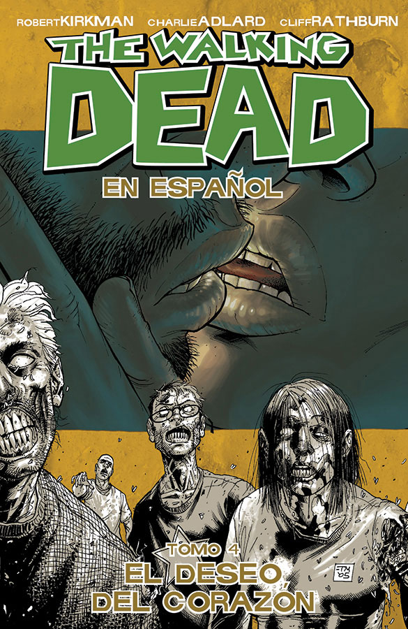 WALKING DEAD SPANISH LANGUAGE ED TP VOL 04