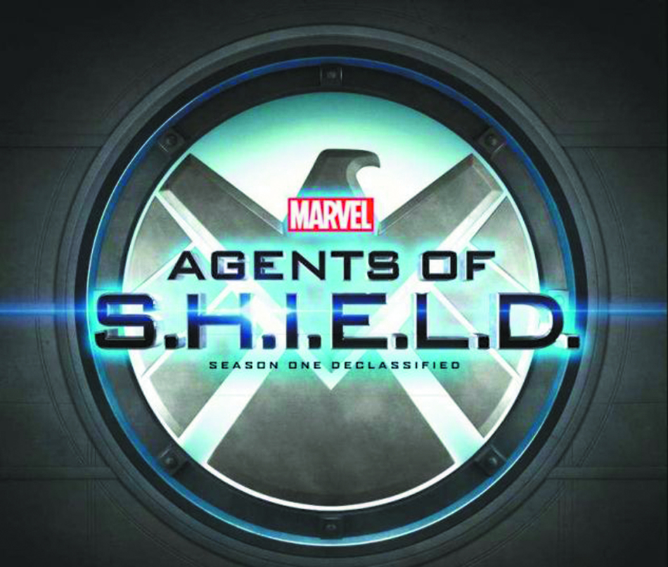 MARVELS AGENTS OF SHIELD DECLASSIFIED SLIPCASE HC