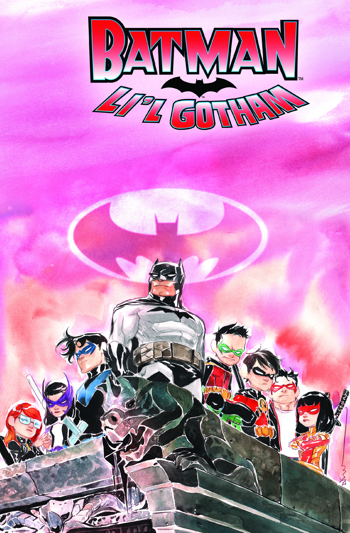 BATMAN LIL GOTHAM TP VOL 02