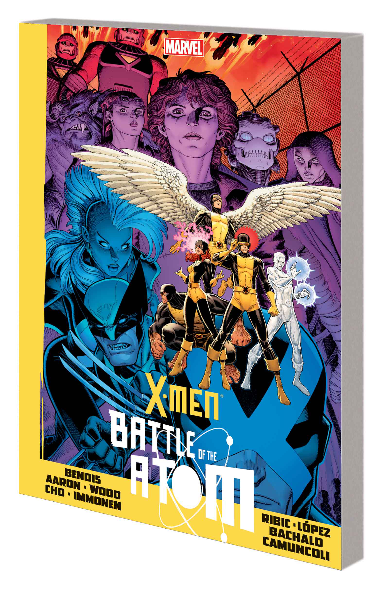 X-MEN TP BATTLE OF ATOM