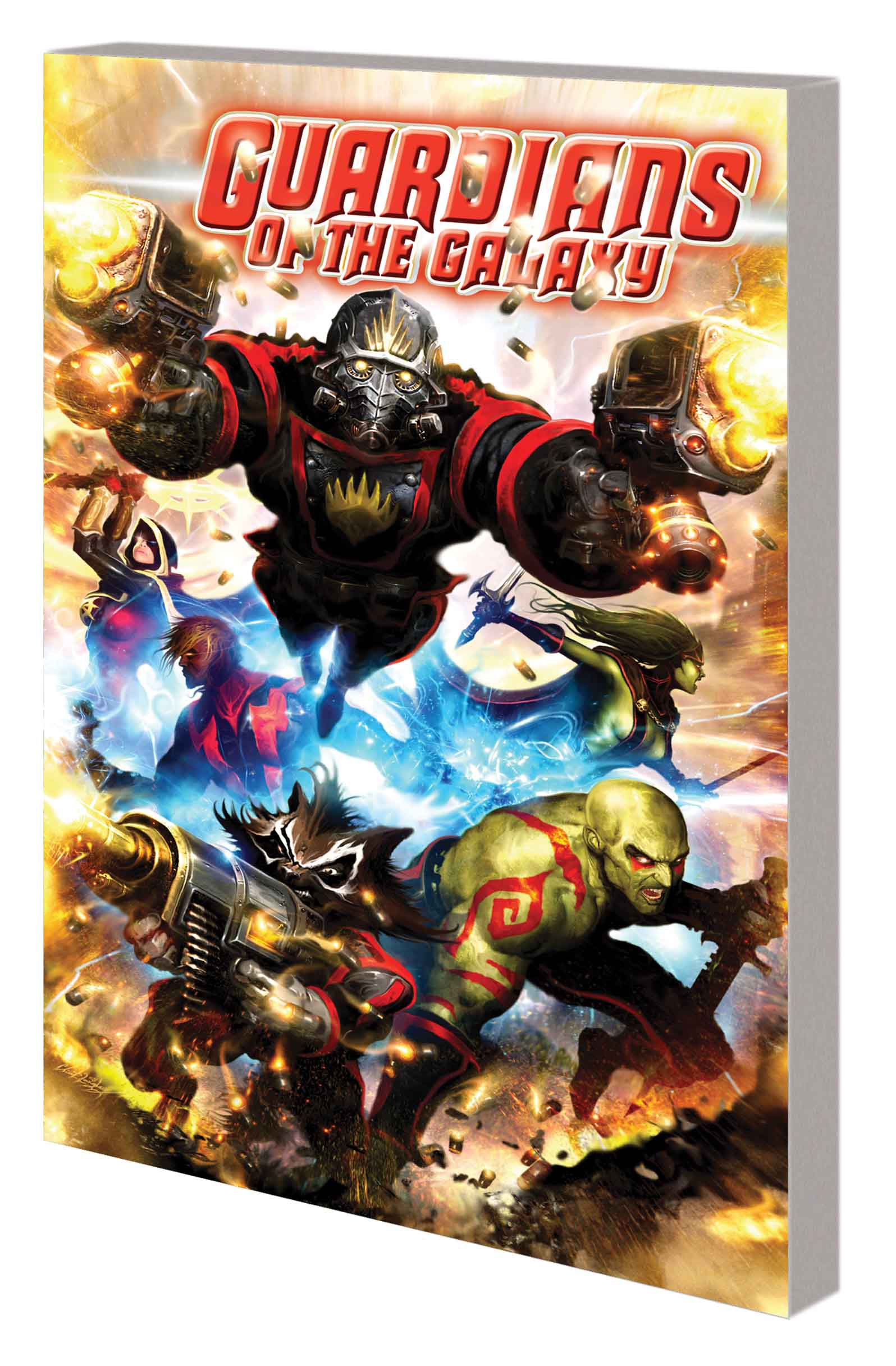 GOTG BY ABNETT AND LANNING COMPLETE COLL TP VOL 01