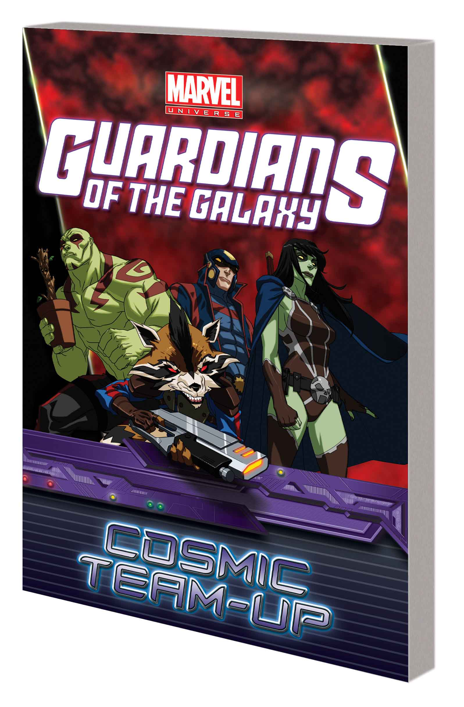 MU GUARDIANS OF GALAXY COSMIC TEAM UP DIGEST TP