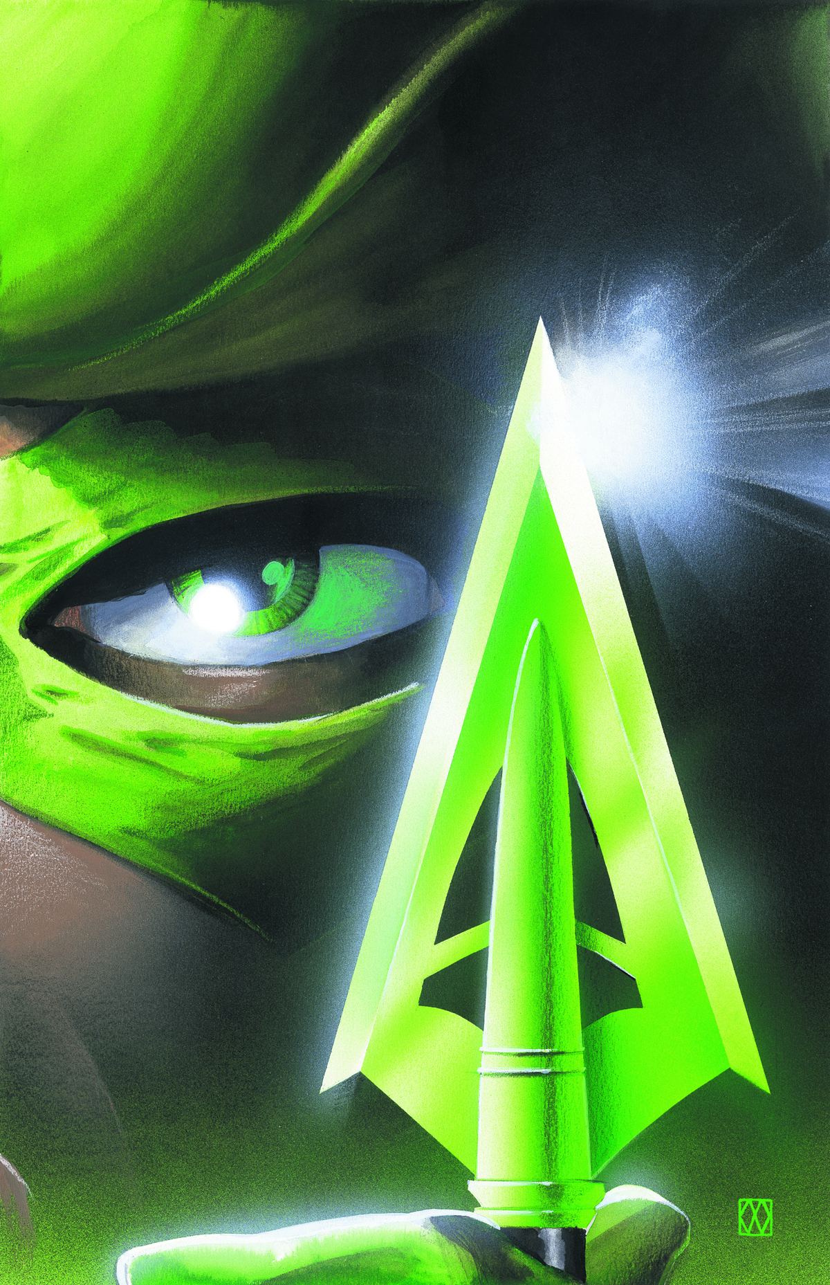 GREEN ARROW BY KEVIN SMITH DLX ED HC