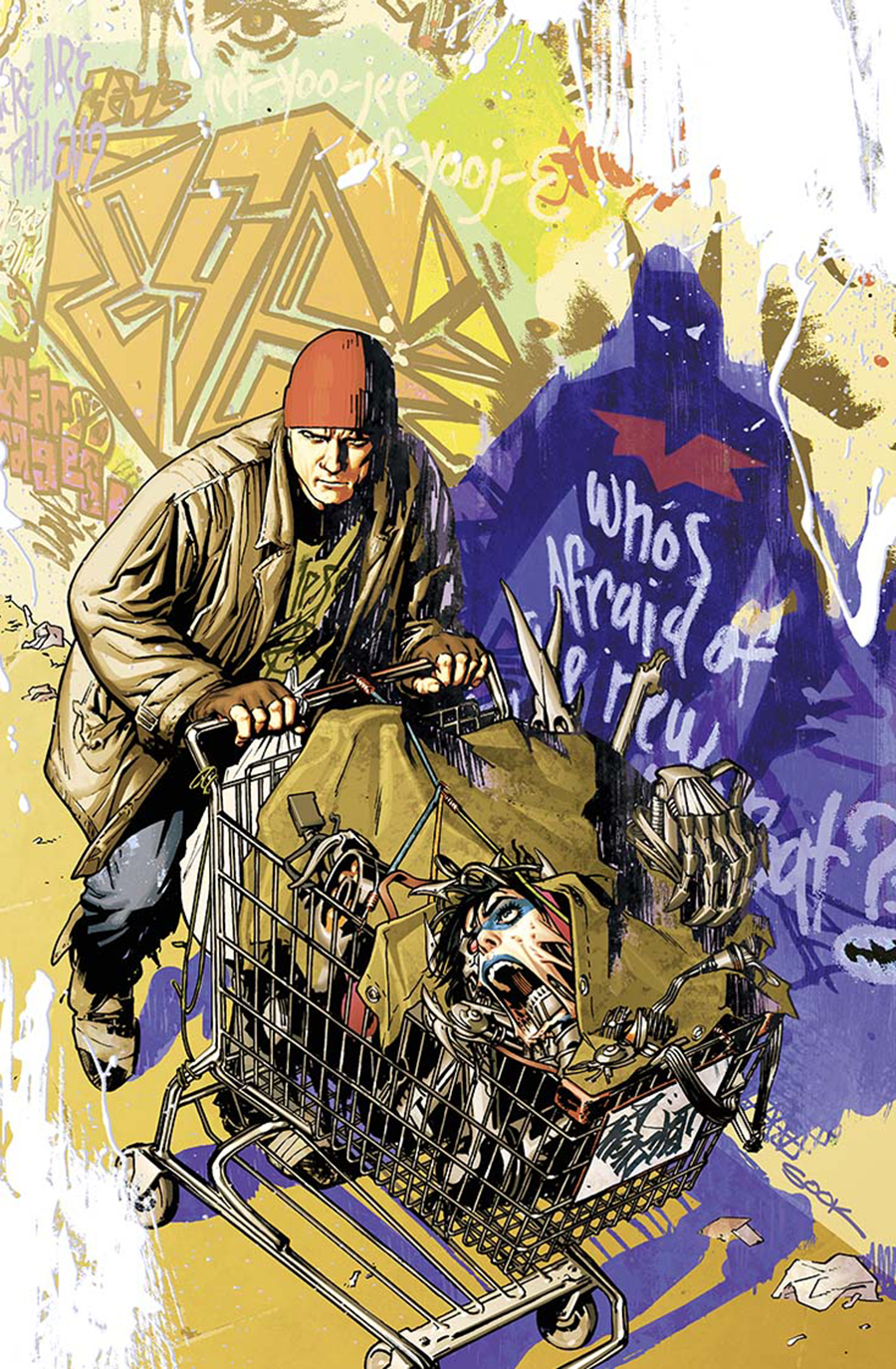 NEW 52 FUTURES END #7