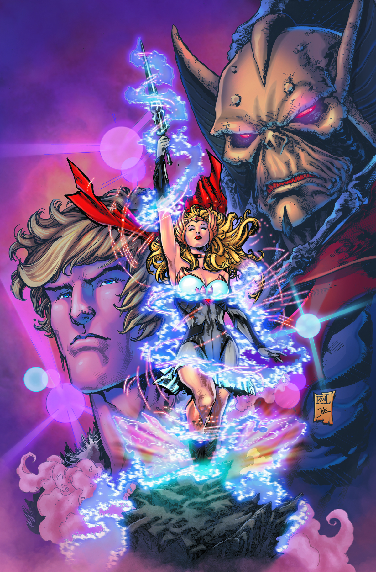 HE MAN AND THE MASTERS OF THE UNIVERSE #14